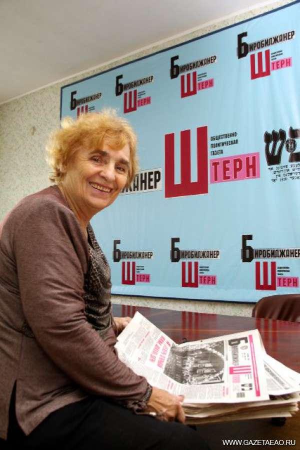 """Точку ставить рано - Лилия Барбышева в редакции """"БШ"""""""