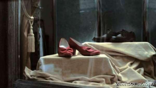 «Туфельки» расскажут о Холокосте