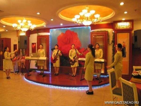 Северное солнце для пхеньянской красавицы