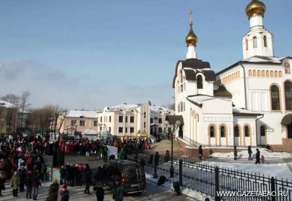 Возрождение православия