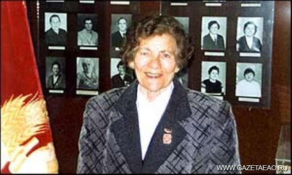 В честь первостроительницы - Фира Кофман в музее «Биробиджанстроя»