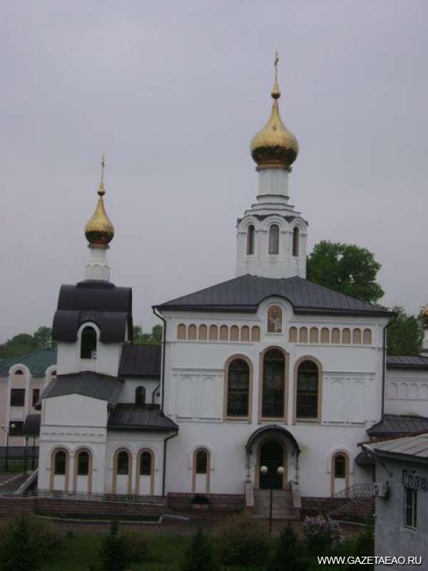 Православие в ЕАО: от разрушения до возрождения - Кафедральный собор в Биробиджане