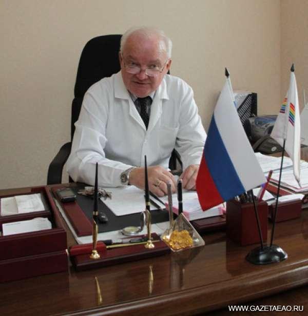 Мечты сбываются - главный врач областной станции переливания крови Владимир Бутько