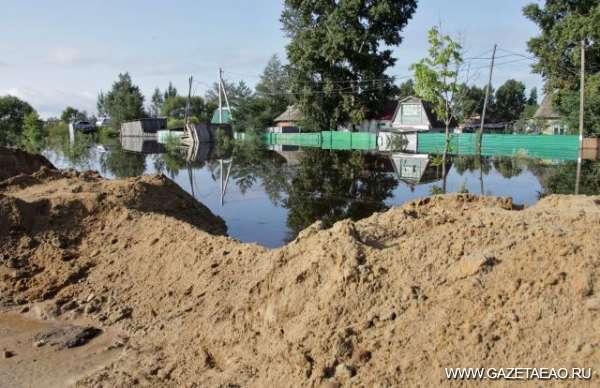 Не ждет ли Надеждинское  еще один потоп?