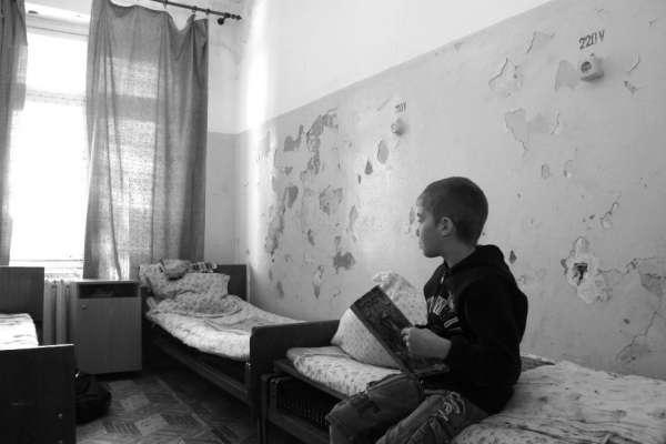 Недетские беды детской больницы - В одной из палат