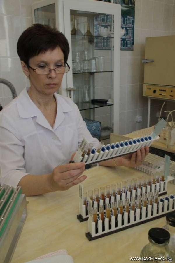 Кровное дело - Лариса Цыганкова, лаборант областной станции переливания крови