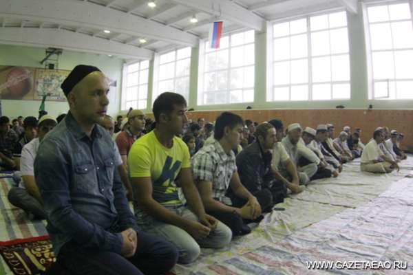 В Биробиджане появится мечеть