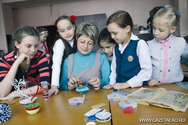 Здесь оживает красота - Валерия Анисимова и ее ученицы