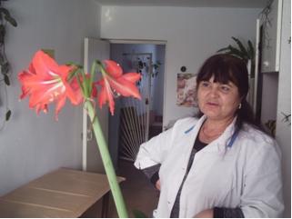 Благодарность от лилии