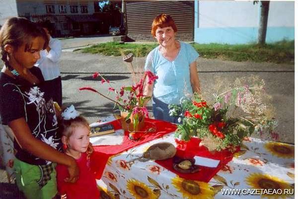 Праздник цветов в Николаевке