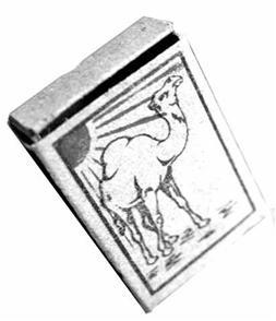 Спички для верблюдов