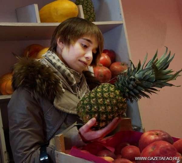«Кушай тюрю, Яша…» - В магазинах ЕАО фрукты в основном имеют  заграничные корни