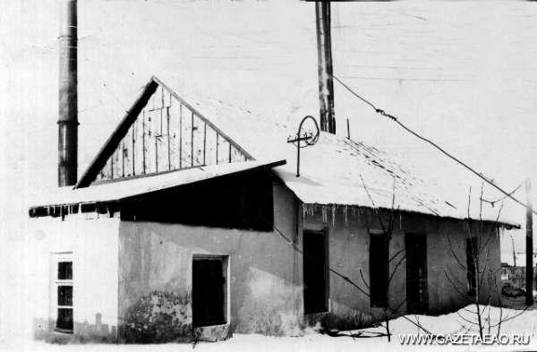 Фабричная история - Здание вязального цеха