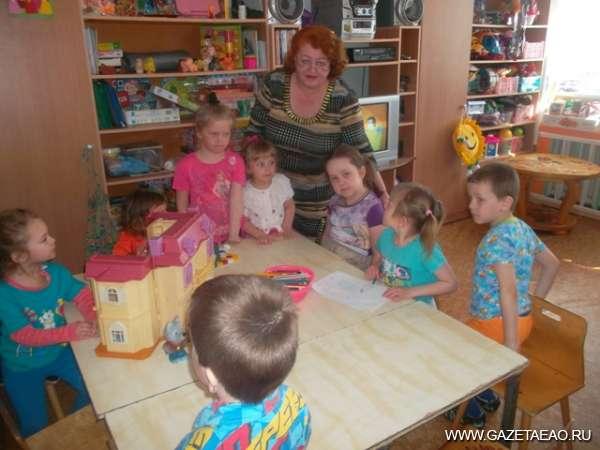 Буду… Будукан - Ольга Удовенко со своими детсадовцами