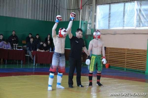 «Гладиаторы» в спортзале