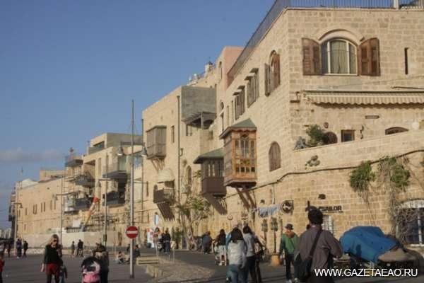 Белый город у моря - Яффо