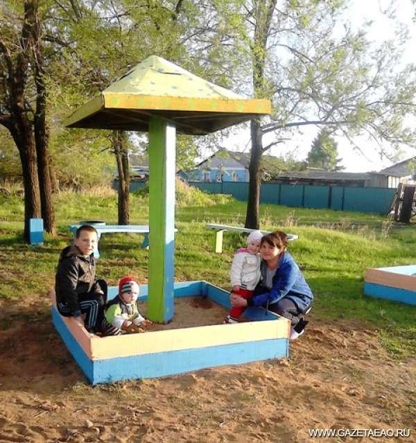 Подарить детям радость - Фото Елены Долбня