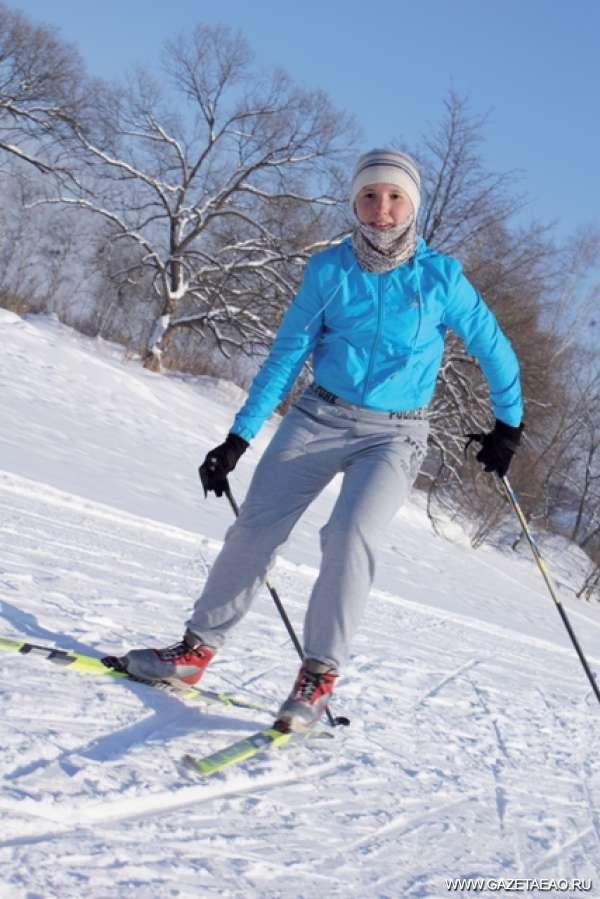 Будь здоров — вставай на лыжи!