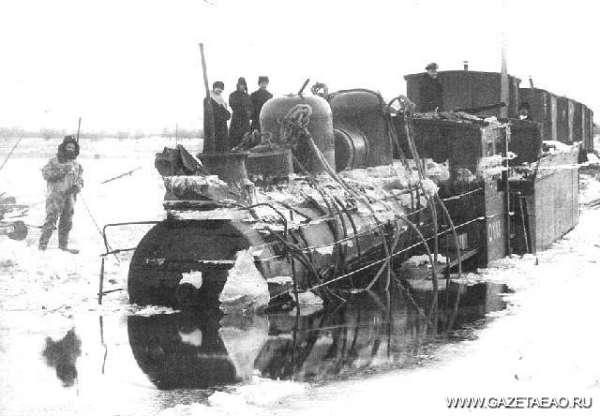 Как Великий Сибирский путь подошел к Амуру