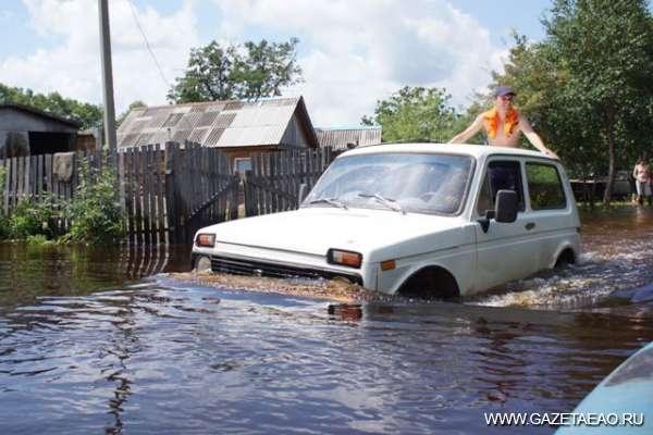 Воды раздолье - Не каждому авто покоряется улица Садовая.