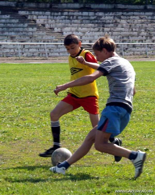 Баталии на футбольном поле
