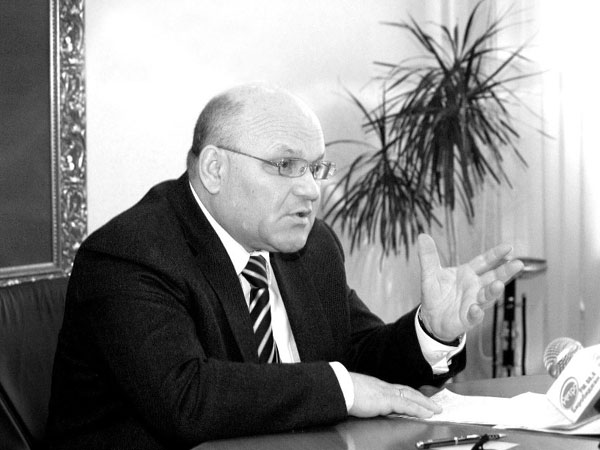 Александр ВИННИКОВ: «ЗАКРЫТЫХ ТЕМ У МЕНЯ НЕ БУДЕТ»