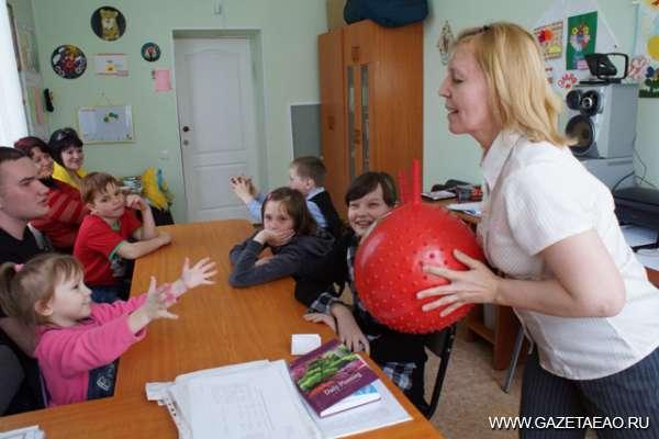 """Дети разные важны - На занятиях клуба """"Успех"""""""