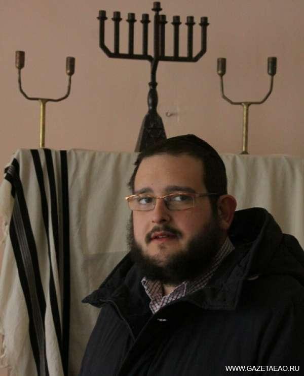 Старые стены для молодого раввина - Шимон Варакин