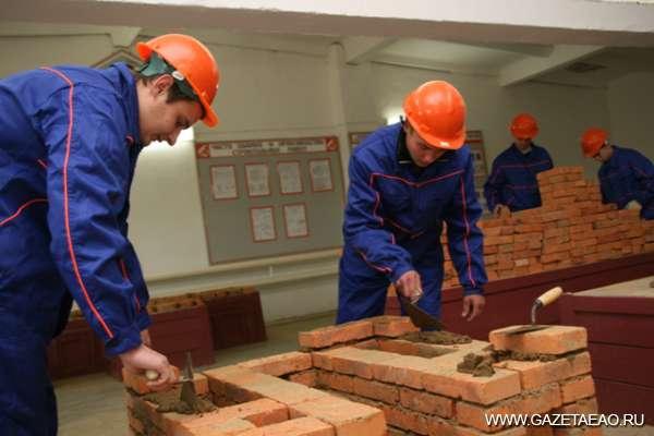 Синица в руках надежнее - Профессиональное училище № 3: «Что нам стоит дом построить?»