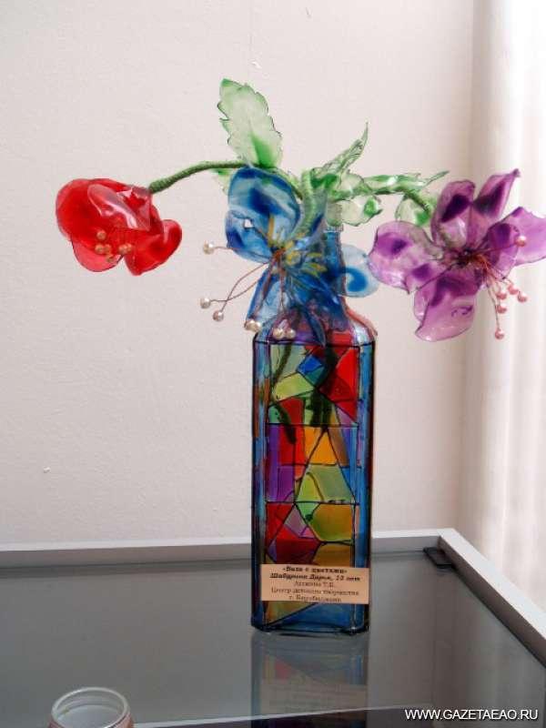 Осьминог, вышедший из бутылки