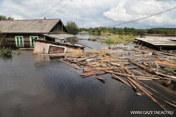 Опасное наследство большой воды