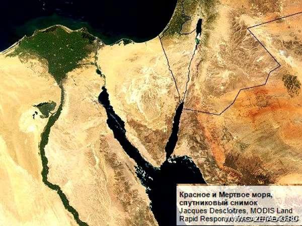 Проект века: в Израиле построят «мертвоморскую» гидроэлектростанцию