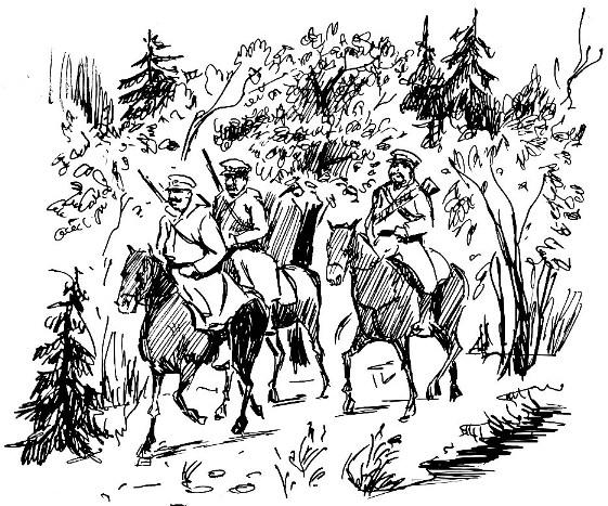 Управляющий - Рисунок Владислава Цапа