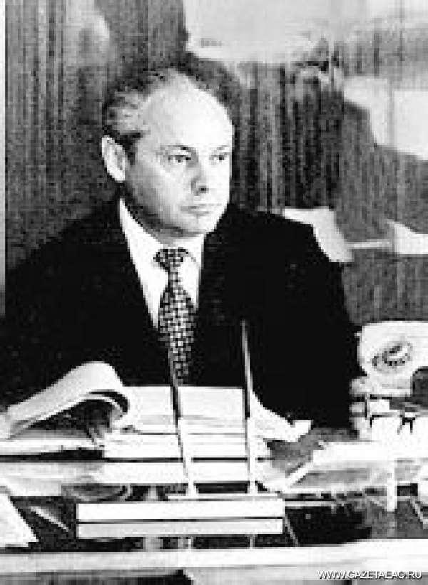 В области и на «Амурметалле» его помнят - Лев Борисович Шапиро