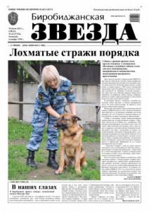 Биробиджанская Звезда - 44(17134) 19.06.2013