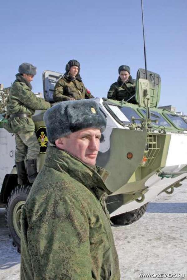 «Час пик» для лучшей бригады - Командир дивизиона, подполковник Азат Сулейманов