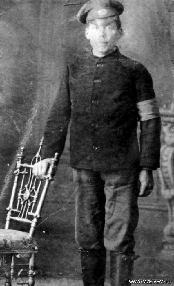 Под звуки марша - Михаил Лесков во время Первой мировой войны