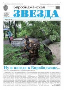 Биробиджанская Звезда - 49(17139) 05.07.2013