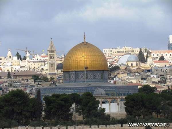 Записки любопытной туристки - Иерусалим