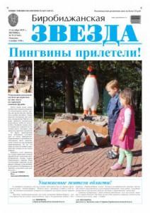 Биробиджанская Звезда - 75(17165) 11.10.2013