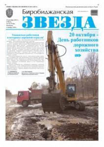 Биробиджанская Звезда - 76(17166) 16.10.2013