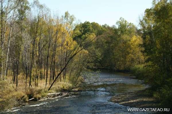 Река, где живет бог грома