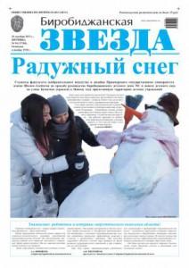 Биробиджанская Звезда - 94(17184) 20.12.2013