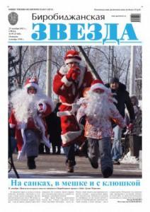 Биробиджанская Звезда - 95(17185) 25.12.2013