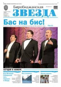 Биробиджанская Звезда - 11(17197)11.02.2014