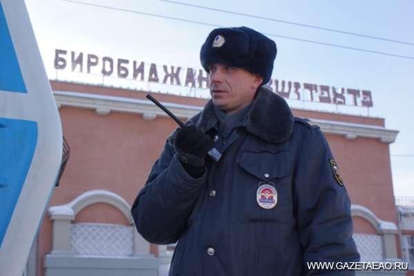 Люди долга - Полицейский патрульно-постовой службы Сергей Щитников