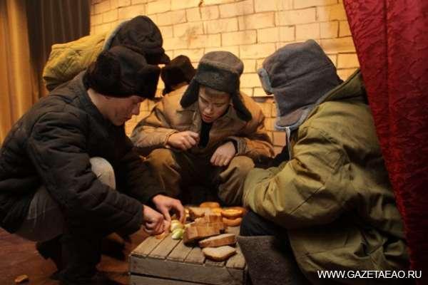 """Юные таланты - """"Дети войны"""" в исполнении """"Ладушек"""""""