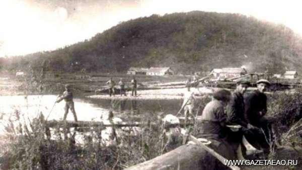 В награду — пять лет лагерей - Биробиджан. 30-е годы