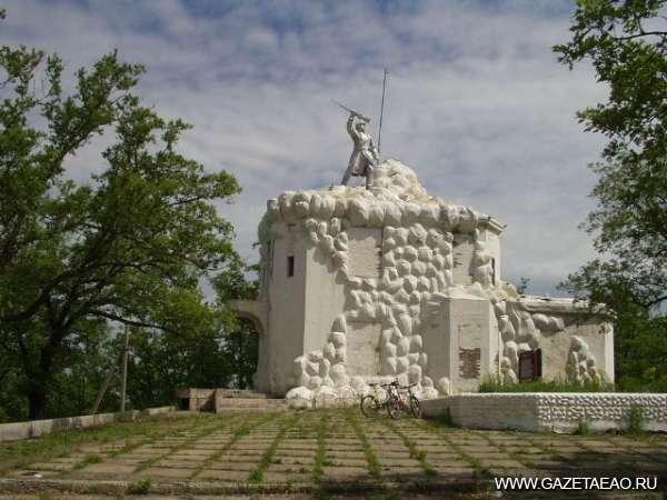 Волочаевский мемориал реконструируют