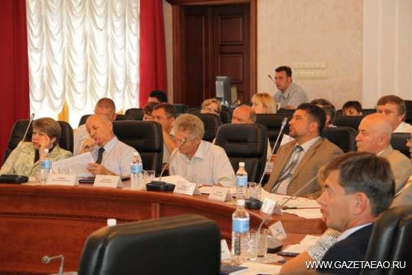 Выйти из кабинета - Встречи с населением станут обязательными для руководителей правительства ЕАО